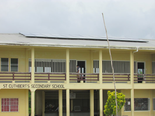 St. Cuthbert's School Mission Secondary School