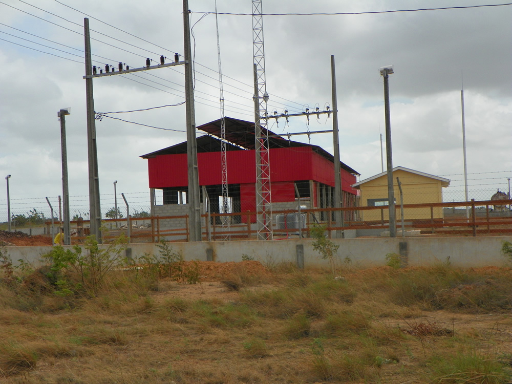 LMPC's New Power Station